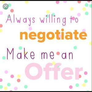 Other - Make an offer 🌸🌸🌸🌺